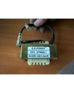Choke G.D. POWER PFC XT6600-1 AC 220V