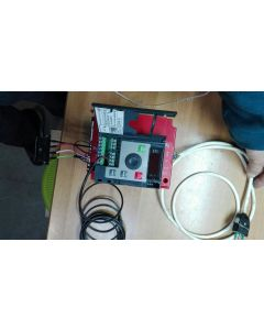 Inverter configured with potentiometer