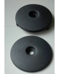Covers for pulleys (internal + external)