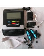 Complete set of universal electronic replacement for ergometer: engine + computer + cabling